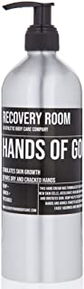 RECOVERY ROOM Hand Cream - Organic Hand Repair Moisturizing Cream for Healing Dry Skin and Cracked Hands, WOD, Weightlift and CrossFit- 500ml ml