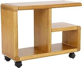 Bedside Table Bedside Table -Solid Wood Removable Shelves, Storage Racks, Sofa Side Shelves, Living Room Small Coffee Tabl...