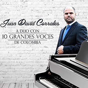 A Duo Con 10 Grandes Voces de Colombia