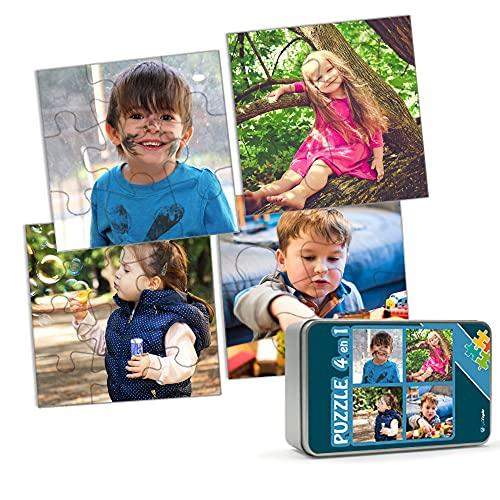 Puzzles personalizados infantiles 4...