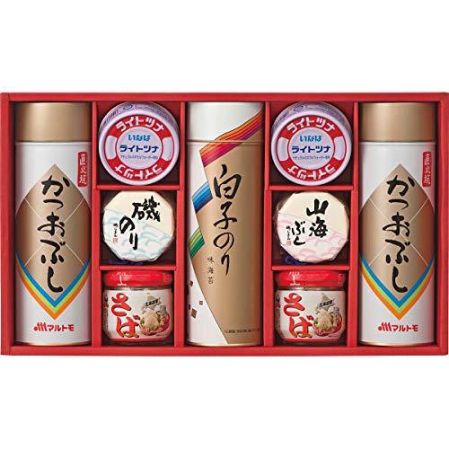 のり・かつおぶし・瓶詰・缶詰セット 19-0485-109