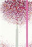 Lollipop Tree Dot Matrix Notebook, A5 size