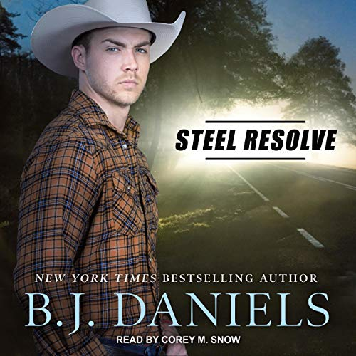Page de couverture de Steel Resolve