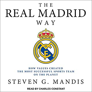 The Real Madrid Way audiobook cover art