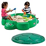 Little Tikes Turtle Round Sandbox, Kids Sandbox