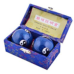 Meditation Balls: Feng Shui Health Exercise Stress Relief Balls