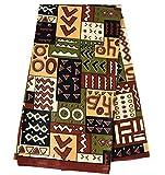 African Fabric/Ankara Fabric/Kuba Print WP1444