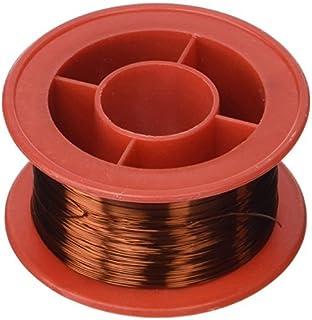 0,25 mm Diámetro de cobre Soldadura Soldadura alambre esmaltado 164 pies 50m