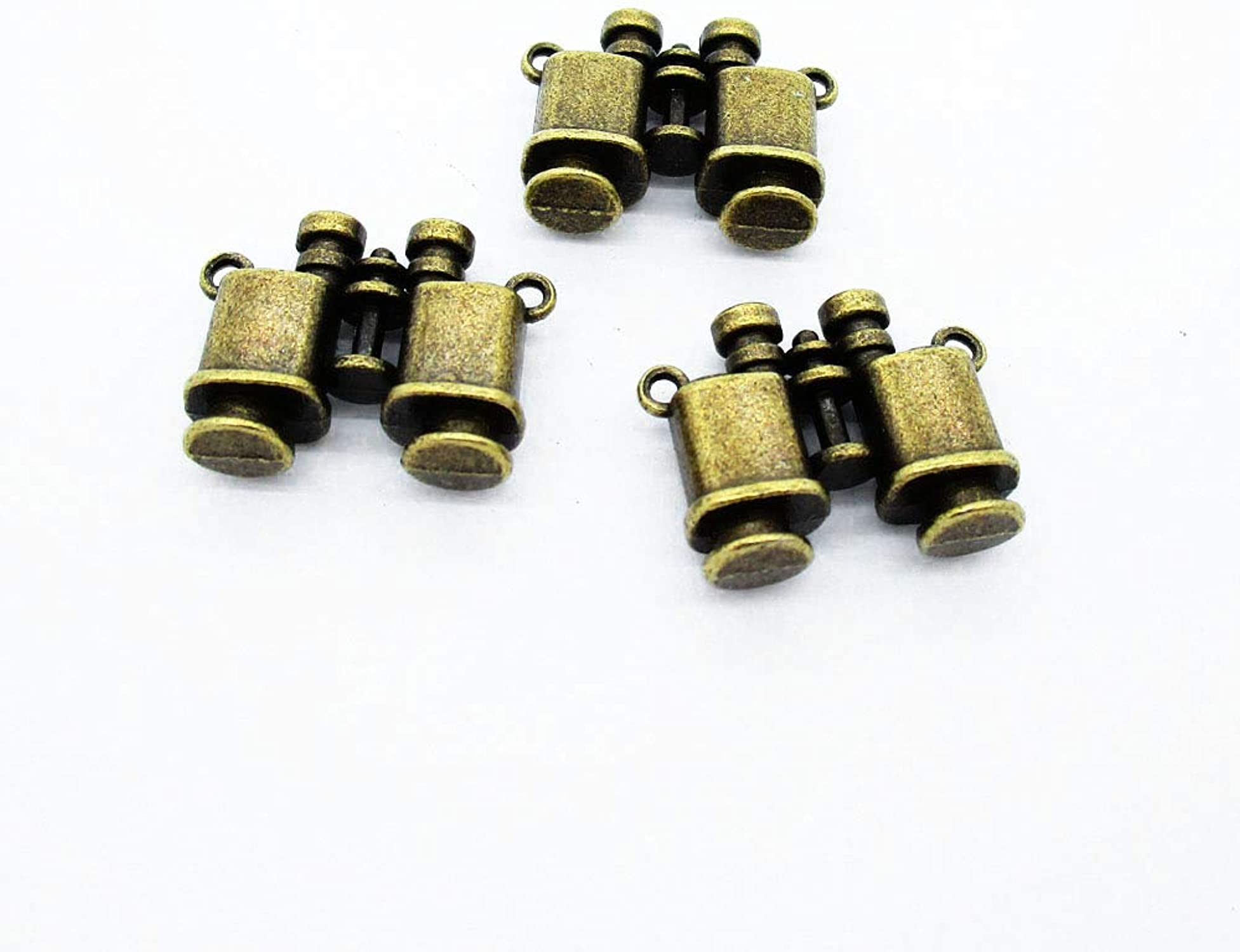 últimos estilos Abalorios de joyería de tono bronce bronce bronce antiguo P6FM7Q Telescopio Artesanía Artesanía Artesanía Cuentas antique bronze  nuevo estilo