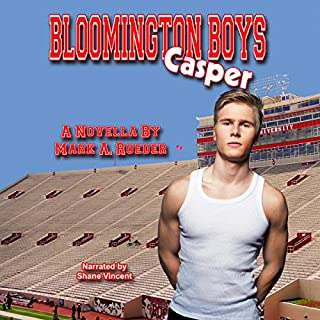 Bloomington Boys: Casper                   By:                                                                                                                                 Mark Roeder                               Narrated by:                                                                                                                                 Shane Vincent                      Length: 4 hrs and 23 mins     Not rated yet     Overall 0.0