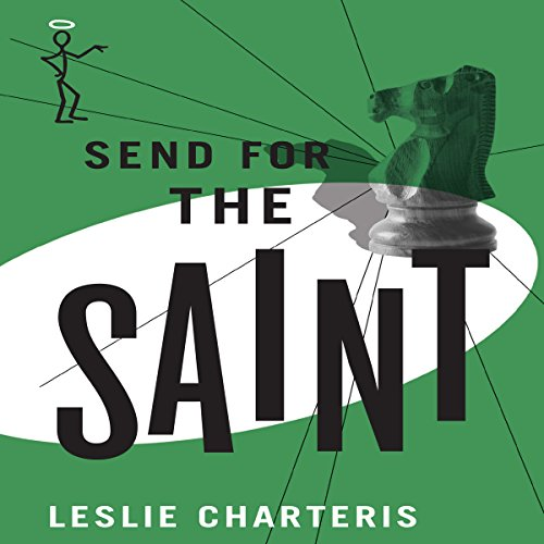 Send for the Saint audiobook cover art