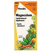 [フローラ] [フローラディックス、マグネシウム、 液体ミネラルサプリメント、 17液量オンス (500 ml)] [並行輸入品]