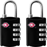 TSA Luggage Locks (2 Pack),  4...