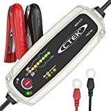 CTEK MXS 5.0 Batterieladegerät Mit Automatischer Temperaturkompensation, 12V 5.0 Amp (EU Stecker)*