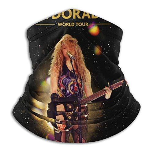 Shakira Multifunctional Tube Headwear Warm Neck Bufanda