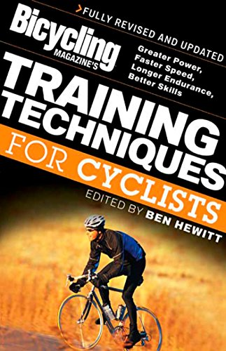 Bicycling Magazines Training Techniques for Cyclists