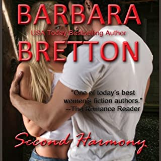 Second Harmony                   By:                                                                                                                                 Barbara Bretton                               Narrated by:                                                                                                                                 Wendy Tremont King                      Length: 7 hrs and 25 mins     5 ratings     Overall 3.8