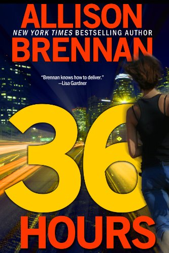 36 Hours By Allison Brennan