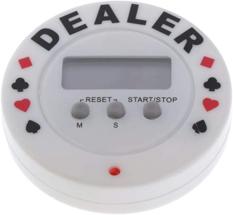 Digital SEAL Max 69% OFF limited product LCD Programmable Electrical Tournament Dea Timer Edition