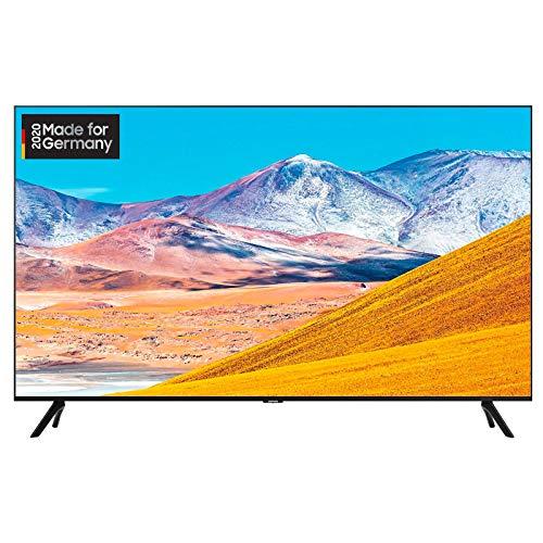 SAMSUNG GU85TU8079U 2,16 m (85') 4K Ultra HD Smart TV Wi-Fi Nero GU85TU8079U, 2,16 m (85'), 3840 x 2160 Pixel, LED, Smart TV, Wi-Fi, Nero