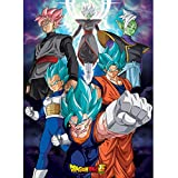 ABYstyle - Dragon Ball Super - Poster - Goku und Vegeta