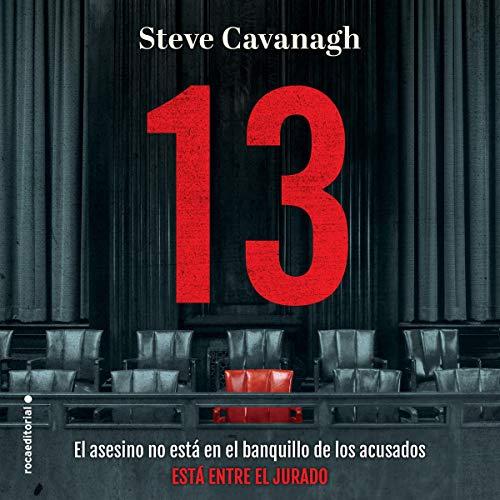 Diseño de la portada del título 13 (Spanish Edition)