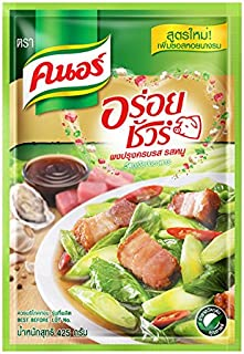 Knorr, Aroy Sure, Seasoning Powder, Pork Flavour, 425 g [Pack of 1 piece]