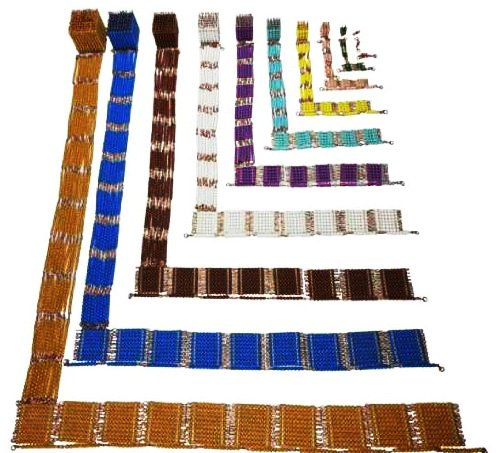 Montessori Complete Bead Material Only, Without Cabinet
