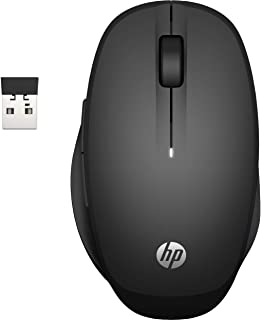 HP Dual Mode Black Mouse