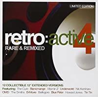 Retro Active Rare & Remixed 4