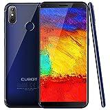 Cubot J3Pro 4G LTE Android Go Ultra dünn Dual SIM Smartphone ohne Vertrag, 5.5...