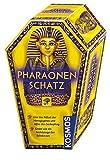 Kosmos 676056 Pharaonenschatz Ausgrabungsset und Rätselspaß mit Hammer und Meißel
