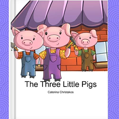 Couverture de The Three Little Pigs