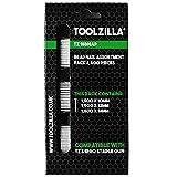 TOOLZILLA Brad Nail Assortment Pack for Staple Gun...