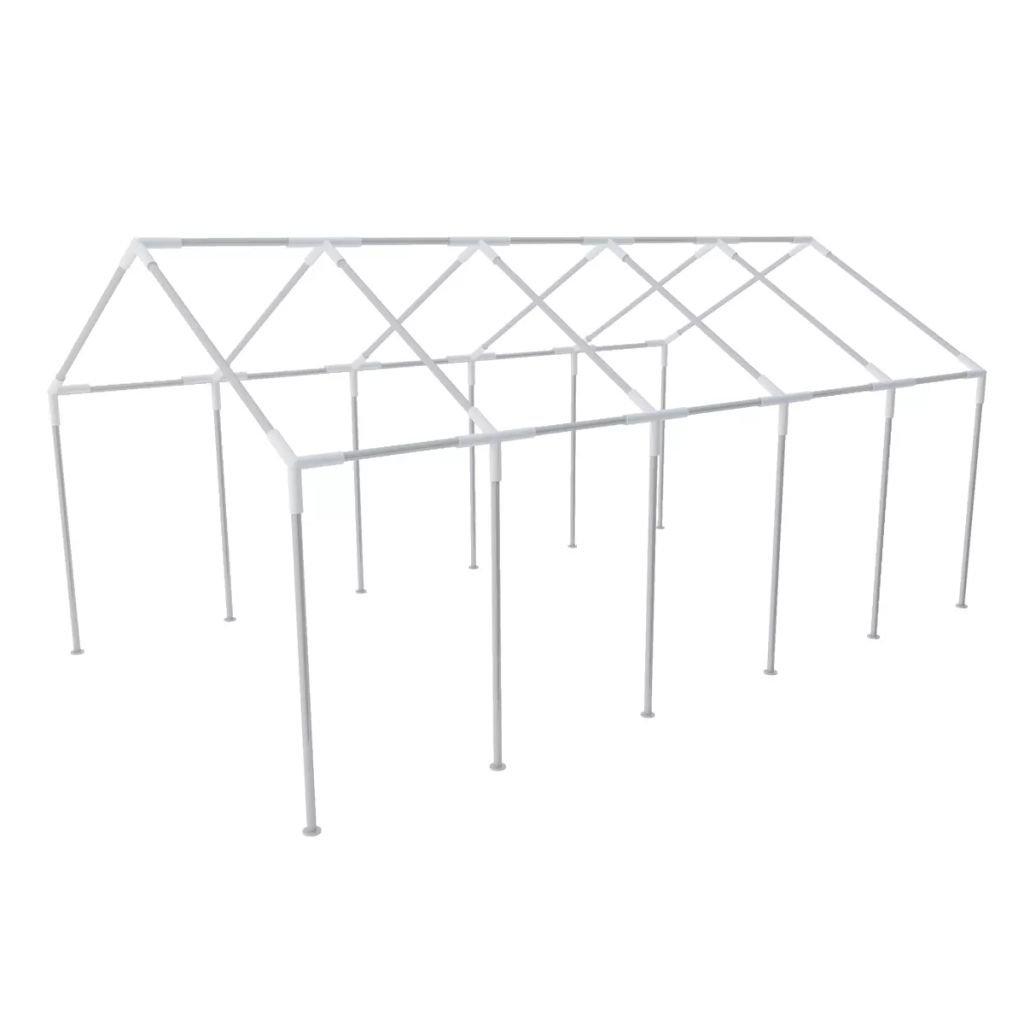 NAO - Pérgola de bajo Techo retráctil Impermeable (4 m x 3, 5 m ...