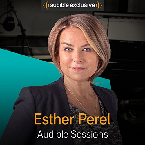 Esther Perel audiobook cover art