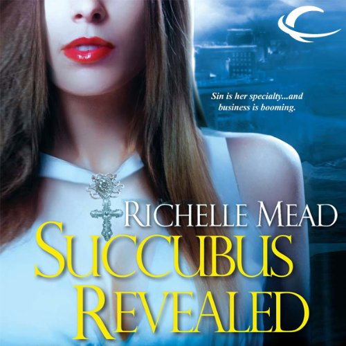 Succubus Revealed cover art