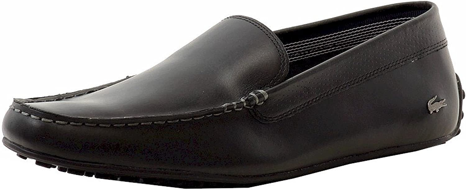 Lacoste Mens Bonand 2 Loafers in Black