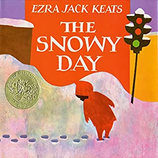 The Snowy Day audiobook cover art