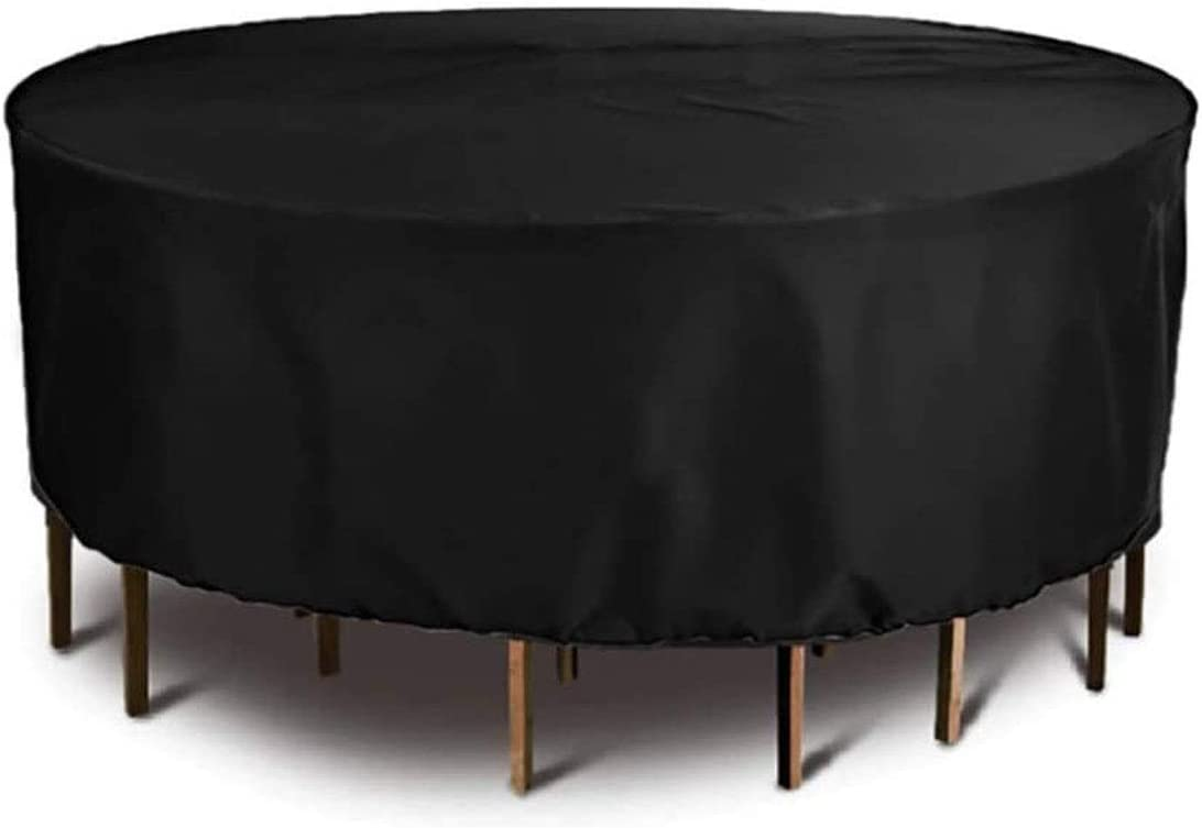 ZHCHL Garden Furniture Cover Round Outdoor Factory outlet P 58x24in Dust Oakland Mall