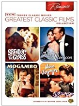 The Brothers Warner & TCM Greatest Classic Films Collection: Romance (Splendor in the Grass / Love in the Afternoon / Mogambo / Now Voyager)