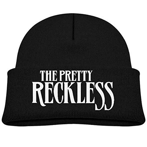 NR The Pretty Reckless Bonnet tricoté pour bébé garçon et fille