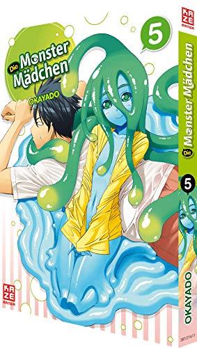 Die Monster Mädchen - Band 05