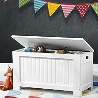 Levede Kids Toy Box Chest Storage Cabinet Container Children Clothes Organiser