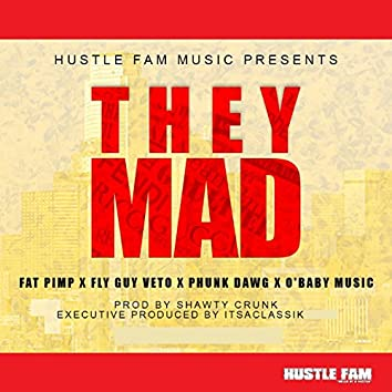 They Mad (Radio) [feat. Fly Guy Veto, Phunk Dawg & O'baby Music]