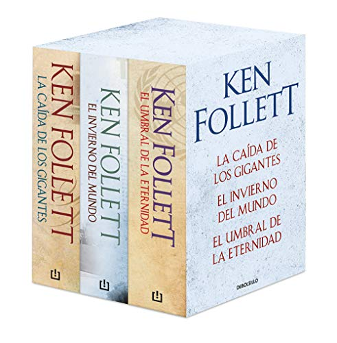 Trilogía The Century (edición pack con: La caída de los gigantes | El invierno del mundo | El umbral de la eternidad): 26200 (Best Seller)
