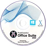 Office Suite 2020 Word & Excel 2019 2016 2013 2010 365 Compatible Software Powered by Apache OpenOfficeTM - No Yearly Subscription!