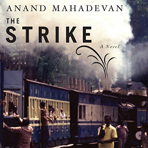 The Strike audiobook cover art