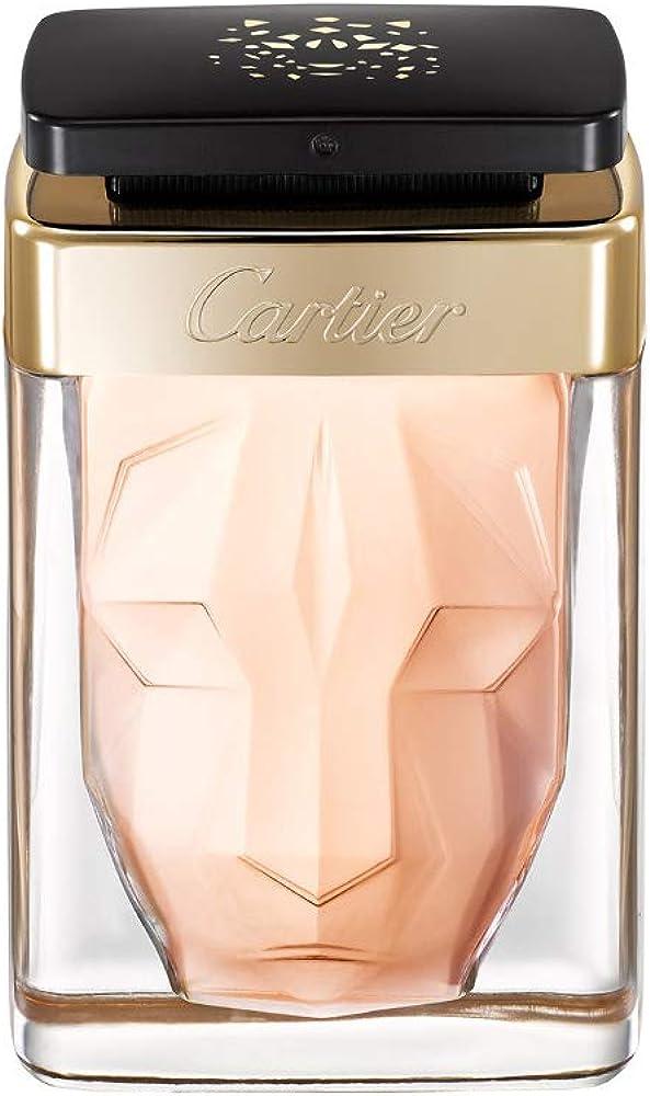 Cartier la panthère edition soir eau de parfum per donna - 50 ml 10009797