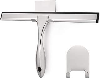 Chakaachak Single Stroke Wiper; All-Purpose Squeegee Used for Cleaning Kitchen Platform//Bathroom Shower, Door, Glass, Window//Car Windshield//Mirror//Tiles
